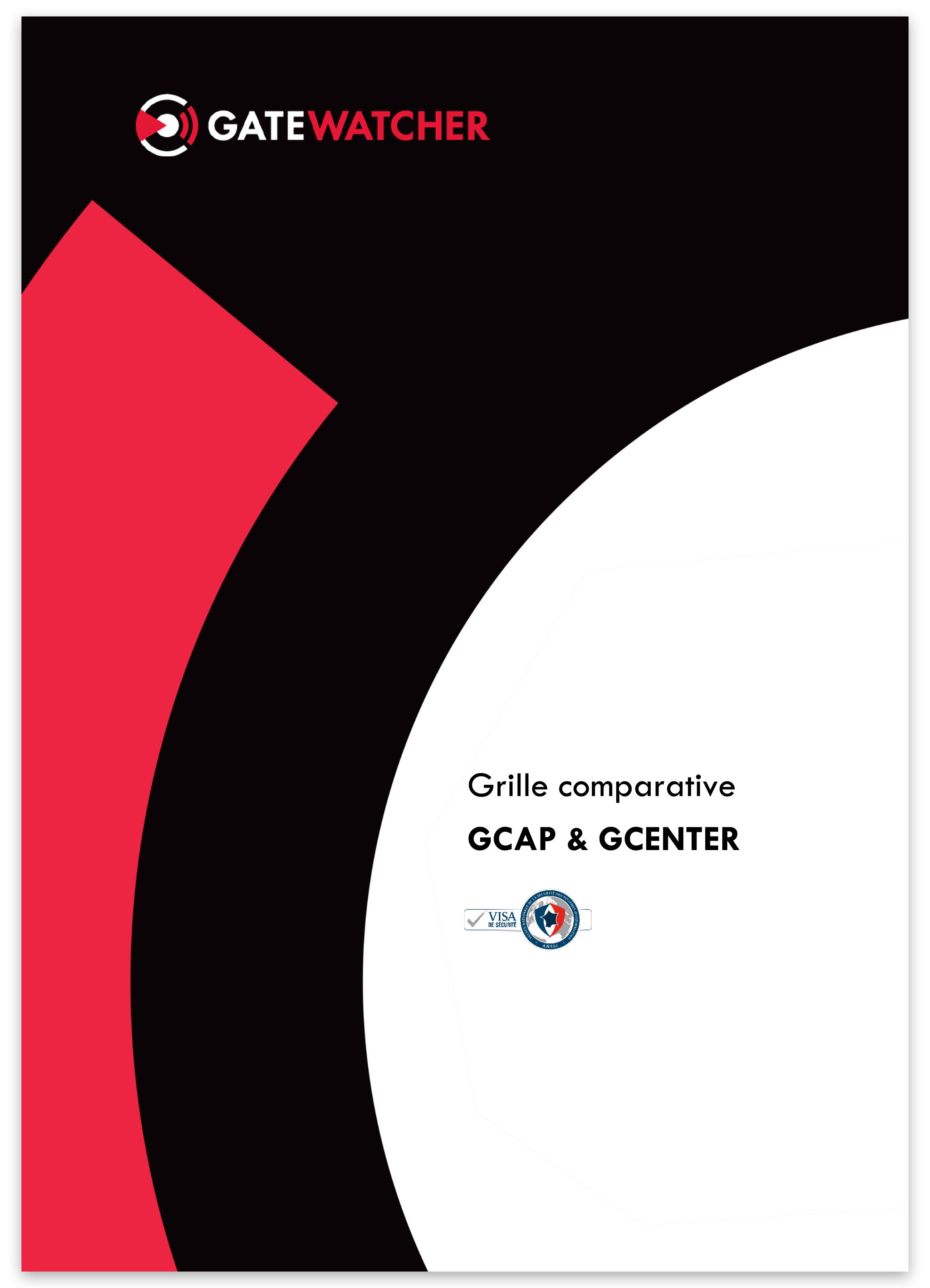 Gatewatcher GCAP-GCENTER FR