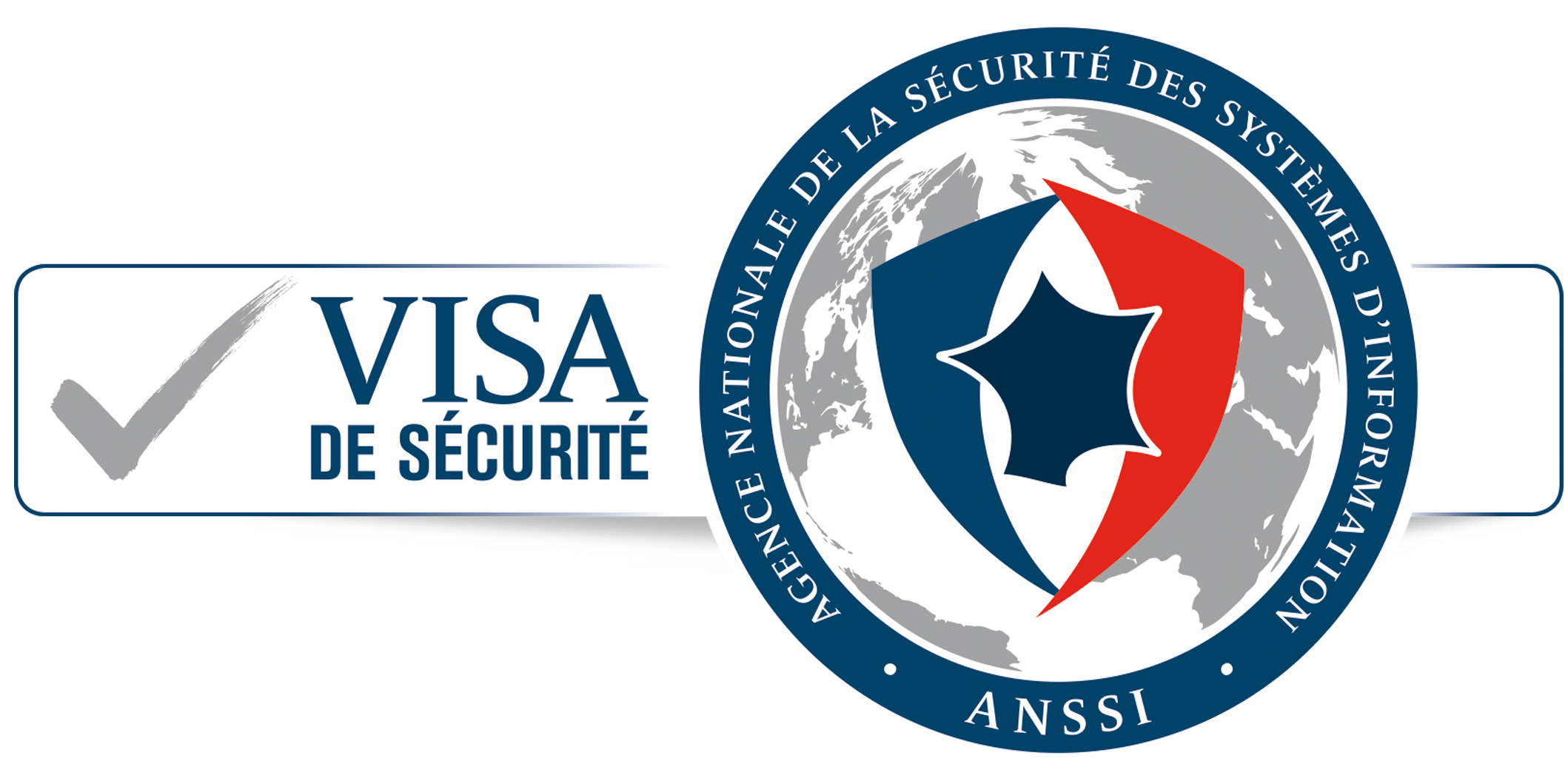 Visa de sécurité ANSSI - Logo png